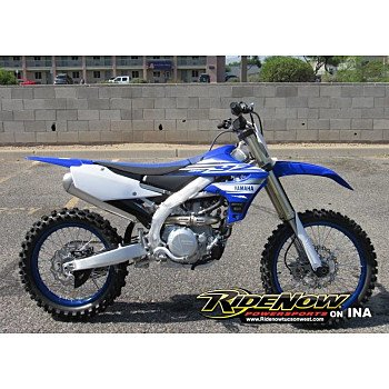 2019 Yamaha YZ450F for sale 200744047