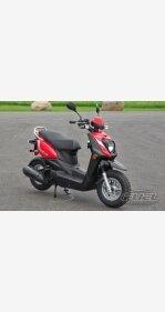 2018 Yamaha Zuma 50FX for sale 200744278