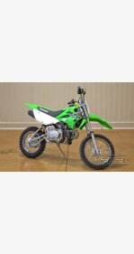 2019 Kawasaki KLX110 for sale 200744352