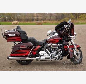 2017 Harley-Davidson CVO for sale 200744572