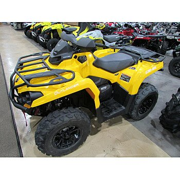 2017 Can-Am Outlander 570 for sale 200744918