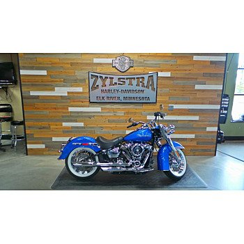 2018 Harley-Davidson Softail Deluxe for sale 200745016