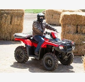 2018 Honda FourTrax Foreman Rubicon for sale 200745177