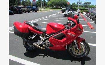 2000 Ducati Sporttouring for sale 200745267