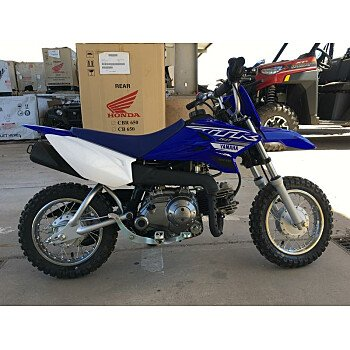 2019 Yamaha TT-R50E for sale 200745974