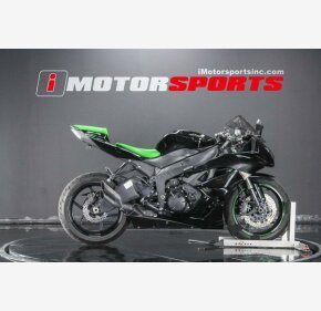 2009 Kawasaki Ninja ZX-6R for sale 200746069