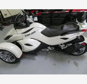 2012 Can-Am Spyder RS-S for sale 200746173