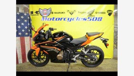 2017 Honda CBR500R for sale 200746972