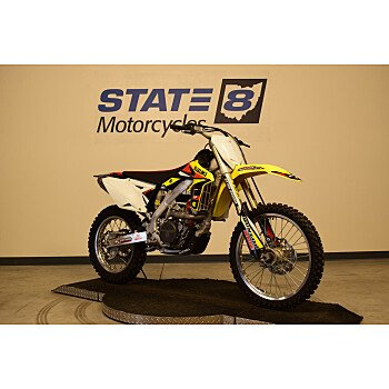 2013 Suzuki RM-Z450 for sale 200747066