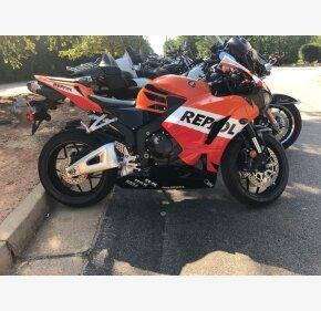 2016 Honda CBR600RR for sale 200747484