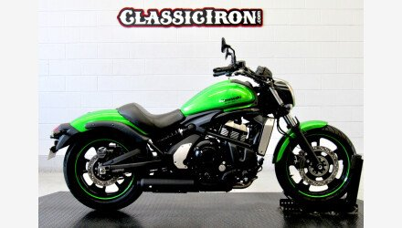 2015 Kawasaki Vulcan 650 for sale 200747625
