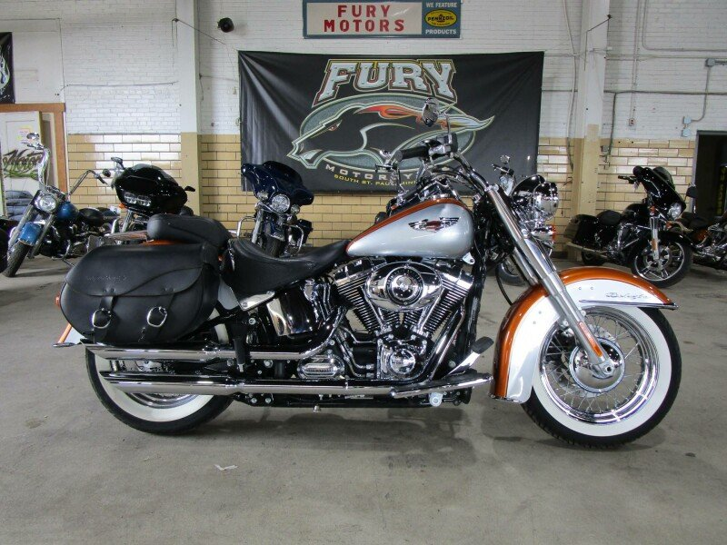 Harley-Davidson Softail Motorcycles for Sale near Minnetonka