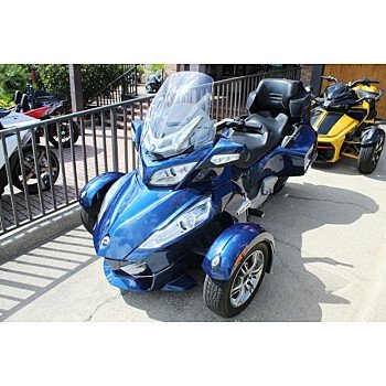 2011 Can-Am Spyder RT for sale 200750451