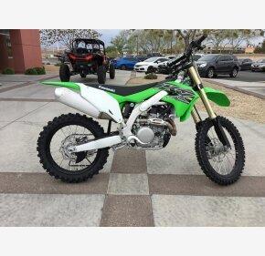 2019 Kawasaki KX450F for sale 200754136