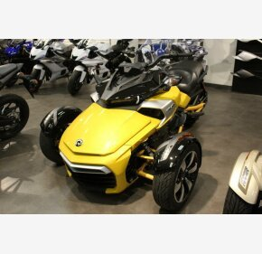 2018 Can-Am Spyder F3 for sale 200754348