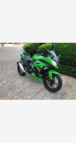 2014 Kawasaki Ninja 300 for sale 200754413