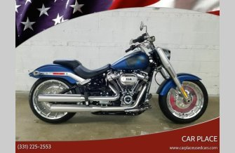 2018 Harley-Davidson Softail 115th Anniversary Fat Boy 114 for sale 200754425