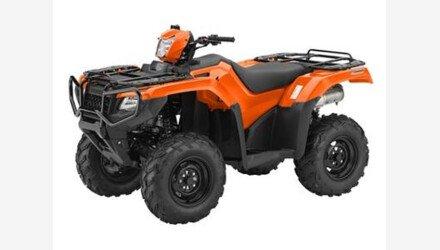 2018 Honda FourTrax Foreman Rubicon 4x4 EPS for sale 200755550