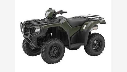 2018 Honda FourTrax Foreman Rubicon 4x4 Automatic for sale 200755552