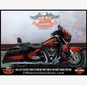 2017 Harley-Davidson CVO for sale 200756348