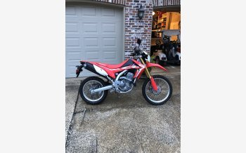 2018 Honda CRF250L for sale 200756382