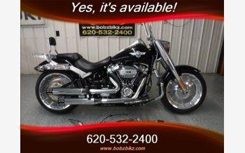 2018 Harley-Davidson Softail Fat Boy 114 for sale 200756621