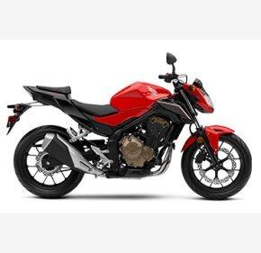 2017 Honda CB500F for sale 200756736