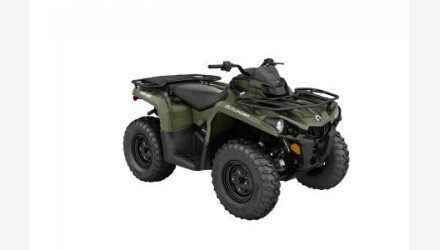 2018 Can-Am Outlander 570 for sale 200757016