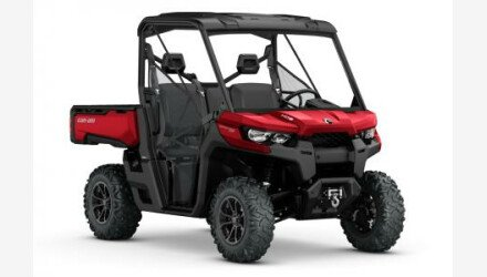 2017 Can-Am Defender XT HD8 for sale 200757335