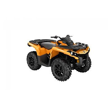 2018 Can-Am Outlander 650 for sale 200757361