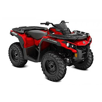 2019 Can-Am Outlander 650 DPS for sale 200757418