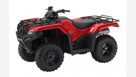 2016 Honda FourTrax Rancher for sale 200757478