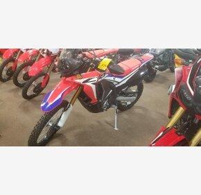 2018 Honda CRF250L for sale 200757490