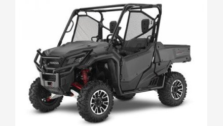 2017 Honda Pioneer 1000 Limited Edition for sale 200757493