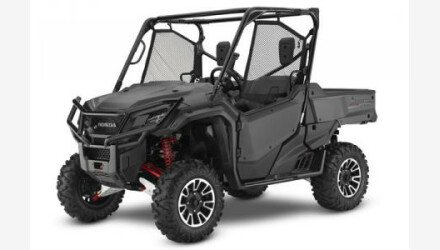 2017 Honda Pioneer 1000 Limited Edition for sale 200757601