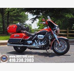 2012 Harley-Davidson CVO for sale 200757759