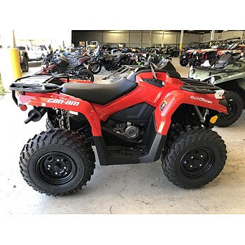 2019 Can-Am Outlander 450 for sale 200757876