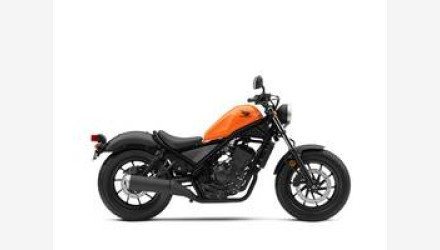 2019 Honda Rebel 300 ABS for sale 200758667