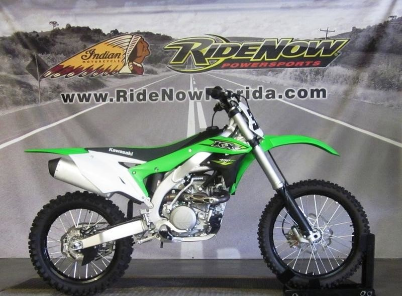 2018 Kawasaki KX450F Motorcycles for Sale - Motorcycles on