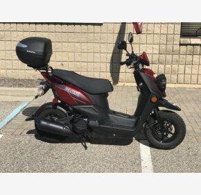 2017 Yamaha Zuma 50FX for sale 200759334