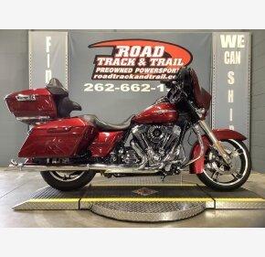 2016 Harley-Davidson Touring for sale 200760081