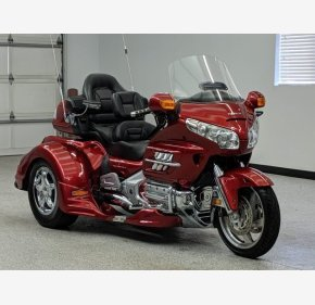 2008 Honda Gold Wing for sale 200760102