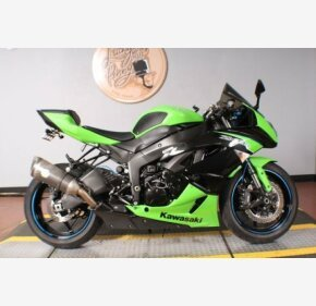 2012 Kawasaki Ninja ZX-6R for sale 200760138