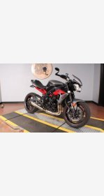 2014 Triumph Street Triple for sale 200760140