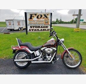 2007 Harley-Davidson Softail for sale 200760243
