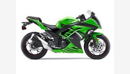 2014 Kawasaki Ninja 300 for sale 200760262