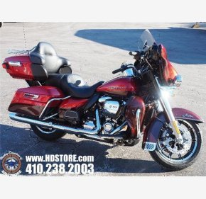 2018 Harley-Davidson Touring Ultra Limited for sale 200760308