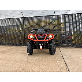 2019 Can-Am Outlander MAX 850 XT for sale 200761006