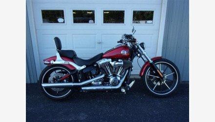 2013 Harley-Davidson Softail for sale 200761022