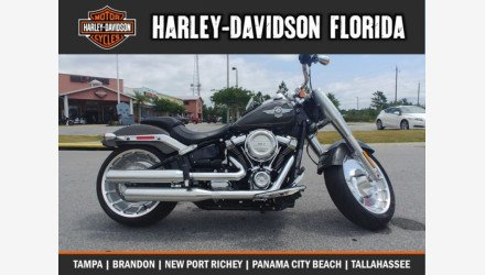 2018 Harley-Davidson Softail Fat Boy for sale 200761094